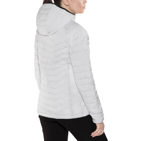 Columbia W's Powder Lite Hooded Jacket White/Black